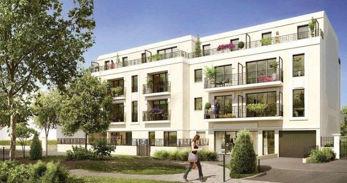 Achat / Vente programme immobilier neuf Thiais quartier résidentiel proche des commerces (94320) - Réf. 1288