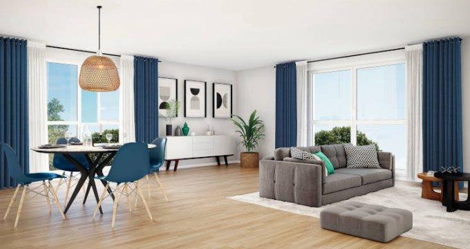 Achat / Vente programme immobilier neuf Thoiry à 9 min du transilien N (78770) - Réf. 5719