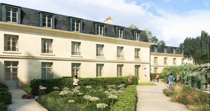 Achat / Vente programme immobilier neuf Versailles quartier Saint-Louis (78000) - Réf. 3301