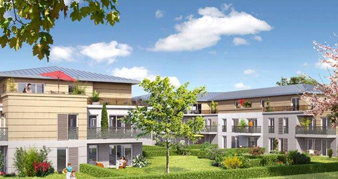 Achat / Vente programme immobilier neuf Villennes sur Seine dans un écrin de verdure (78670) - Réf. 2128