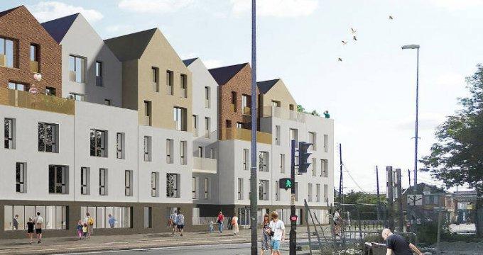 Achat / Vente programme immobilier neuf Villepinte cœur de ville (93420) - Réf. 4430
