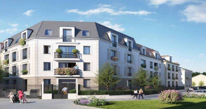 Achat / Vente programme immobilier neuf Villiers-le-Bel en plein centre-ville (95400) - Réf. 5929