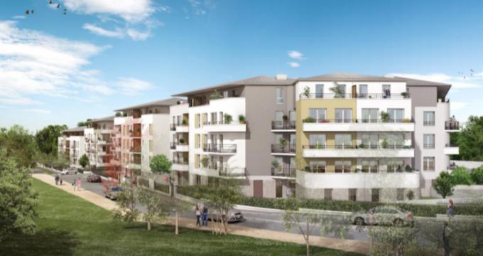 Achat / Vente programme immobilier neuf Villiers-le-Bel proche RER D (95400) - Réf. 5529