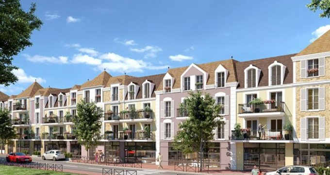 Achat / Vente programme immobilier neuf Villiers-sur-Marne proche Bois Saint-Denis (94350) - Réf. 3127