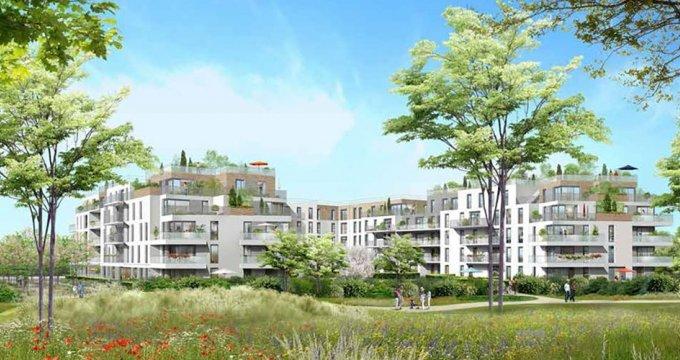 Achat / Vente programme immobilier neuf Viry-Châtillon bords de Seine (91170) - Réf. 1597