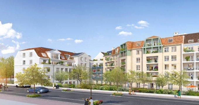 Achat / Vente programme immobilier neuf Wissous proche centre-ville (91320) - Réf. 5803