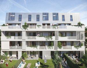 Achat / Vente programme immobilier neuf Achères à 1,5 km du RER A (78260) - Réf. 3200