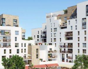 Achat / Vente programme immobilier neuf Achères proche centre (78260) - Réf. 1802
