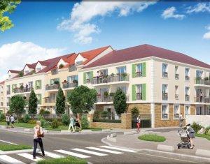 Achat / Vente programme immobilier neuf Achères proche du centre-ville (78260) - Réf. 2883