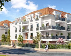 Achat / Vente programme immobilier neuf Achères proche Paris (78260) - Réf. 1753