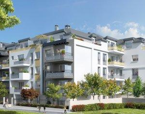 Achat / Vente programme immobilier neuf Achères quartier pavillonnaire (78260) - Réf. 1114
