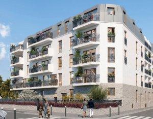 Achat / Vente programme immobilier neuf Alfortville à proximité des bords de Seine (94140) - Réf. 6235