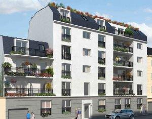 Achat / Vente programme immobilier neuf Alfortville face au marché couvert (94140) - Réf. 680
