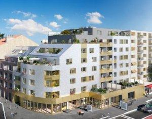 Achat / Vente programme immobilier neuf Alfortville proche gare RER D (94140) - Réf. 5126