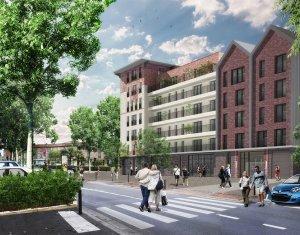 Achat / Vente programme immobilier neuf Alfortville proche quartier des Fleurs (94140) - Réf. 2442