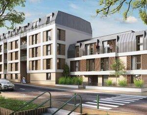 Achat / Vente programme immobilier neuf Alfortville proche RER D (94140) - Réf. 896