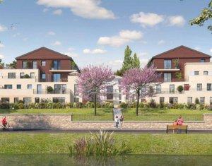 Achat / Vente programme immobilier neuf Andrésy proche du bois de l'Hautil (78570) - Réf. 2489