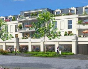 Achat / Vente programme immobilier neuf Antony, Avenue du Président Kennedy (92160) - Réf. 876