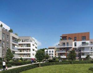 Achat / Vente programme immobilier neuf Antony proche Parc de Sceaux (92160) - Réf. 1992