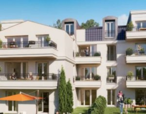 Achat / Vente programme immobilier neuf Antony proche parc Heller (92160) - Réf. 2993
