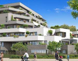 Achat / Vente programme immobilier neuf Archères en bordure de la forêt Saint-Germain-en-Laye (78260) - Réf. 2126