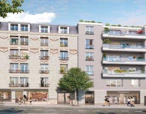 Achat / Vente programme immobilier neuf Arcueil à deux pas du RER B (94110) - Réf. 4008