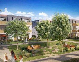 Achat / Vente programme immobilier neuf Argenteuil face à la Seine (95100) - Réf. 3015