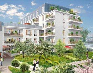 Achat / Vente programme immobilier neuf Argenteuil proche Paris/La Défense (95100) - Réf. 1983