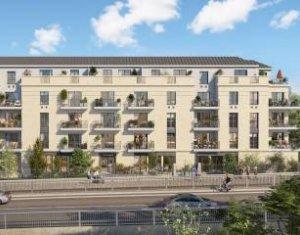 Achat / Vente programme immobilier neuf Argenteuil résidence sénior (95100) - Réf. 5764