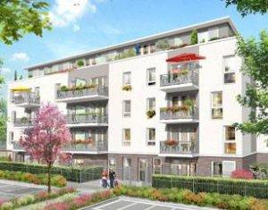 Achat / Vente programme immobilier neuf Arpajon près d'Evry (91290) - Réf. 1333