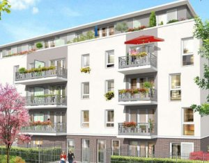Achat / Vente programme immobilier neuf Arpajon proche d'Evry (91290) - Réf. 603