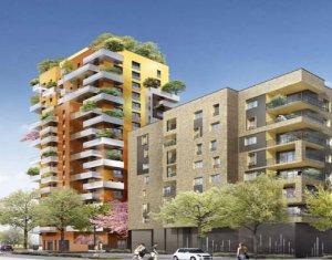 Achat / Vente programme immobilier neuf Asnières-sur-Seine proche bord de Seine (92600) - Réf. 3554