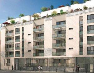 Achat / Vente programme immobilier neuf Asnières-sur-Seine proche de l'arrêt de métro Gabrierl Péri (92600) - Réf. 2339
