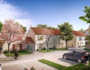 Achat / Vente programme immobilier neuf Athis-Mons proche stade Robert Barran (91200) - Réf. 2266
