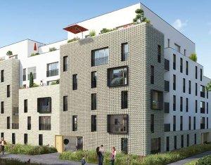 Achat / Vente programme immobilier neuf Aubervilliers à deux pas du Métro 7 (93300) - Réf. 1818