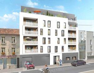 Achat / Vente programme immobilier neuf Aubervilliers proche centre-ville (93300) - Réf. 1352