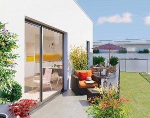 Achat / Vente programme immobilier neuf Aubervilliers Quartier du Landy (93300) - Réf. 1245