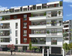 Achat / Vente programme immobilier neuf Aulnay sous-bois proche de Paris (93600) - Réf. 2528