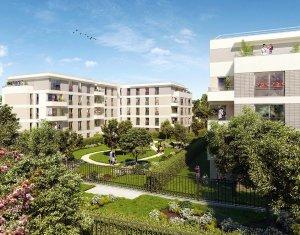 Achat / Vente programme immobilier neuf Aulnay-sous-Bois proche parc de la Roseraie (93600) - Réf. 570