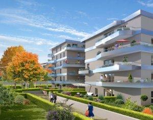 Achat / Vente programme immobilier neuf Aulnay-sous-Bois proche parc départemental (93600) - Réf. 4135
