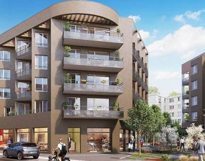 Achat / Vente programme immobilier neuf Aux Ulis proche plateau de Saclay (91940) - Réf. 2617