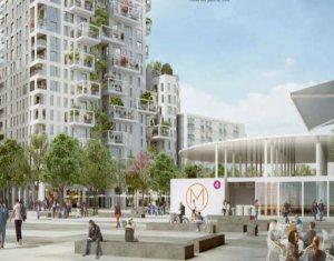 Achat / Vente programme immobilier neuf Bagneux cœur quartier Victor Hugo (92220) - Réf. 4601