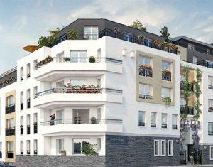 Achat / Vente programme immobilier neuf Bagnolet proche Hôtel de ville (93170) - Réf. 2539