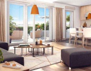 Achat / Vente programme immobilier neuf Bagnolet quartier Blanqui (93170) - Réf. 175