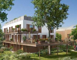 Achat / Vente programme immobilier neuf Bailly proche parc de la Chataigneraie (78870) - Réf. 1259