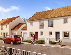 Achat / Vente programme immobilier neuf Ballancourt-sur-Essonne proche centre-ville (91610) - Réf. 1831