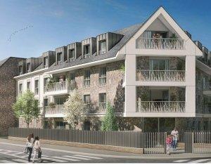 Achat / Vente programme immobilier neuf Beauchamp centre-ville (95250) - Réf. 856