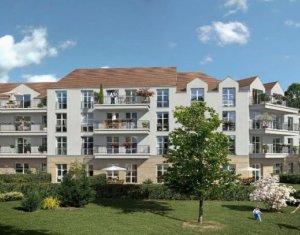 Achat / Vente programme immobilier neuf Beaumont-sur-Oise centre-ville (95260) - Réf. 109