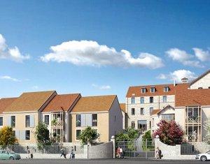 Achat / Vente programme immobilier neuf Beaumont-sur-Oise proche centre-ville (95260) - Réf. 2511