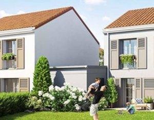 Achat / Vente programme immobilier neuf Belloy-en-France à 20 min de Paris CDG (95270) - Réf. 5989